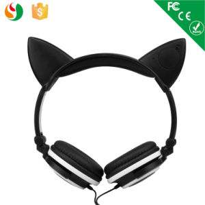 Stylish LED Light Glowing Kids Headphones pictures & photos
