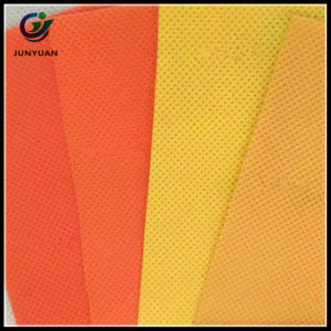 Eco-Friendly 100% PP Spunbond Nonwoven Fabric in Roll pictures & photos