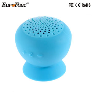 Mushroom Small Sucker Wtaerproof Bluetooth Speaker for Wholesale pictures & photos