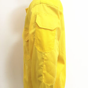 Home Textile Flame Fire Retardant Dye Oilproof Workwear with Snap pictures & photos