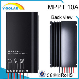 MPPT IP67 10AMP Max-PV 90V Solar Battery Charge Controller Sm1010