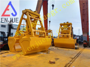 25t 6 10 Cbm Chinese Wireless Remote Controlled Grab Bucket in Stock pictures & photos