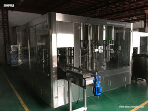 3L-10L Bottle Rinsing Filling Capping Machine 4-in-1 Monobloc pictures & photos