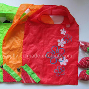 Foldable Polyester Shopping Bags for Promotional pictures & photos