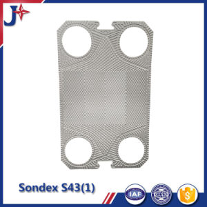 Heat Exchanger Plate Sondex S43 Ss304 Ss316L Titanium Material Plate Heat Exchanger Spare Parts Manufacturer with Competitive Price pictures & photos