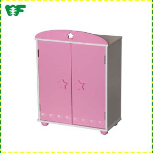 Best Price Portable Doll Wardrobe Closet pictures & photos