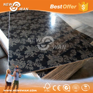 Waterproof UV MDF Board / Colored MDF Sheet pictures & photos