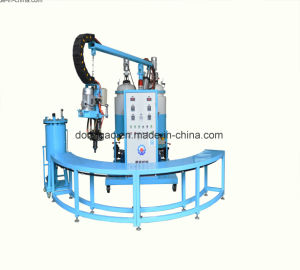 Automatic Polyurethane Wheel Making Machine pictures & photos