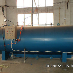 Ammonia Water Wood Floor Vulcanizing Tank pictures & photos