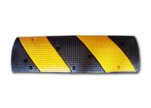 100*30cm Rubber Speed Hump Yellow and Black (TR-JSD-011)