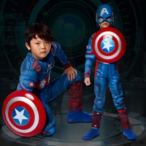 Halloween Carnival Kids Cosplay Captain America Superman Costume  sc 1 st  Made-in-China.com & China Halloween Carnival Kids Cosplay Captain America Superman ...