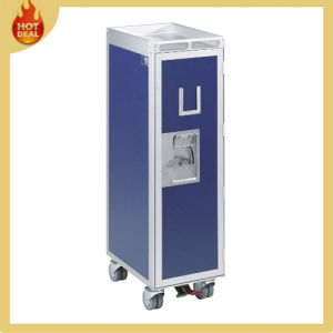 Aluminum Alloy Train Aircraft Airline Meal Trolley Cart pictures & photos