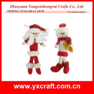 Christmas Decoration (ZY13L328-1-2 25CM) Christmas Winter Holiday Special Gift pictures & photos