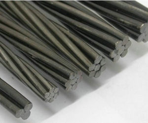 ACSR Conductor Core Galvanized Zinc Coated Steel Reinforced Core pictures & photos