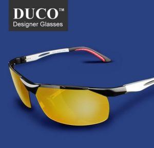6b35f43e0b2e China Duco Night-Vision Glasses Anti-Glare Driving Eyewear Polarized ...