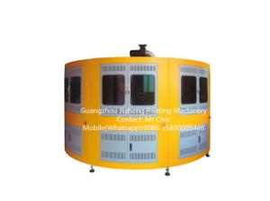 Automatic Screen Printing Machine for Glass Bottle UV Ink Printing pictures & photos