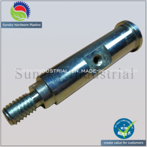 Customized CNC Turning Handle Shaft Parts (ST13020) pictures & photos