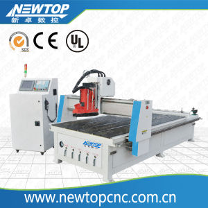 Small Wood Carving Machine/ Acrylic Engraving CNC Router1325atc pictures & photos