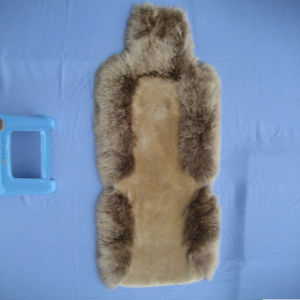 Universal Sheepskin Auto Car Seat Cover Long Low Wool pictures & photos