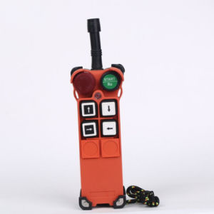 Industrial Radio Wireless Remote Controller From China Suppiler (F21-4S) pictures & photos