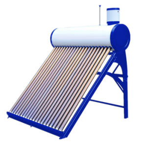 58*1800mm Vacuum Tube Solar Water Heater (JJLCS) pictures & photos