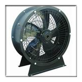 Standard Model Cylinder Fans 250mm-600mm pictures & photos