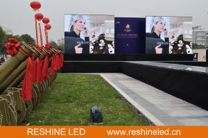 Outdoor Rental Stage Background Event LED Video Display Screen/Panel/Sign/Wall