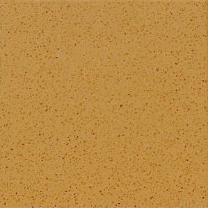 Polished Bright Pure Yellow Color Quartz Stone