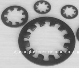 Internal Tooth Lock Washer / Serrated Washer (DIN6797J) pictures & photos