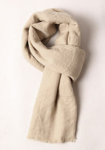 Fashion Silk Cotton Wool Linen Spring Autumn Scarf pictures & photos