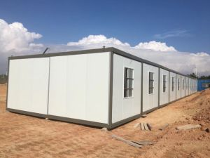 Easy Installation Folding Container House Made in China pictures & photos