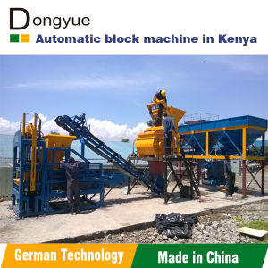 Qt10-15 Automatic Large Capacity Brick Making Machine pictures & photos