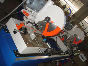 Two Head Cutting Saw Machine Two Head Cutting Saw Machine pictures & photos