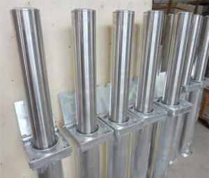 Manual Retractable Bollard pH200 (Stainless steel is optional) pictures & photos