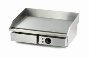 Counter Top Electric Griddle Eg818 pictures & photos
