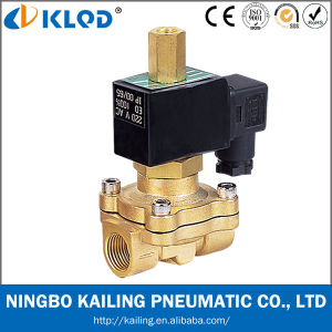 2W160-15-N/O Normally Open Water Solenoid Valve for Water pictures & photos