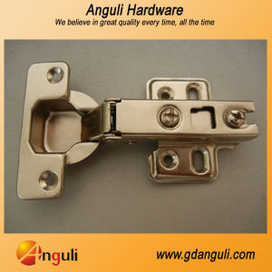 Two Way Slide on Concealed Hinge for Kitchen Cabinet pictures & photos