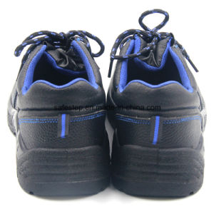 Plastic Buckles Composite Toe Kevlar Midsole Insulation Safety Shoes pictures & photos