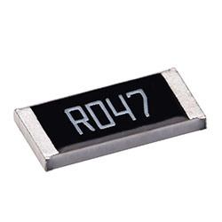 Thin Film Resistor Current Sensing Ressistor