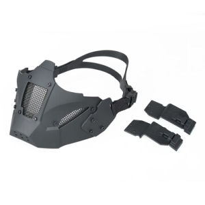 Tactical Military Shooting Airsoft Protective Face Mask Cl9-0078 pictures & photos