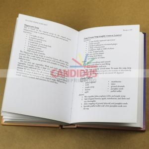 Multi-Media Book Printing Hardcover Book Prining pictures & photos