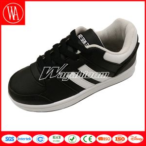 Lace-up Waterproof Children Skate Shoes