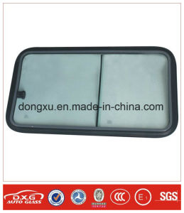 Auto Glass Sliding Glass/Frame with Glass for Ford Transit pictures & photos