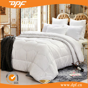 Cheap Price White Bedding Comforter Set for Sale pictures & photos