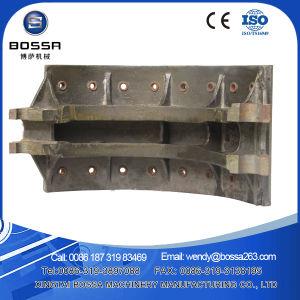Top Quality Heavy Duty Truck Parts Brake Shoes