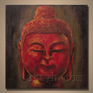 Wonderful Handmade Buddha Wall Art