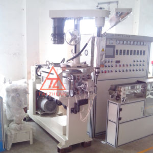 Enameled Copper Wire Sheath Making Extrusion Machine pictures & photos