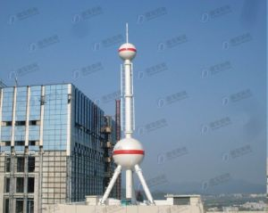 Professional Roof Top Steel Telecommunication Tower