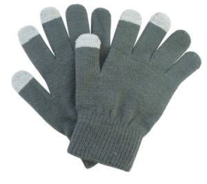 Factory Cheap Winter Cotton Wool Warm Work Gloves pictures & photos
