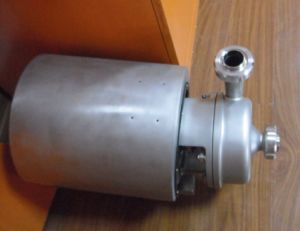 Ss304/316/316L Sanitary Self-Priming Pump